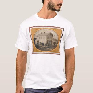 Business street corner... (40052) T-Shirt