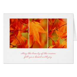 thanksgiving cards business