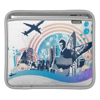 Business Travel iPad Sleeve