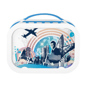 Business Travel Lunch Box