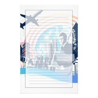 Business Travel Stationery