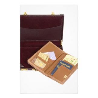 BusinessBoardingPass080209 Stationery Paper
