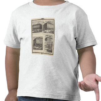 Businesses in East Des Moines and Des Moines Iowa T Shirt