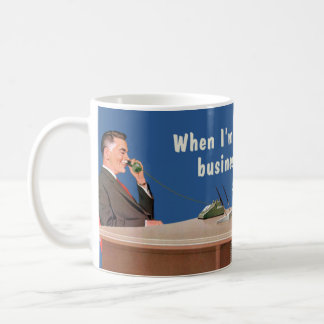 businessman voice coffee mug