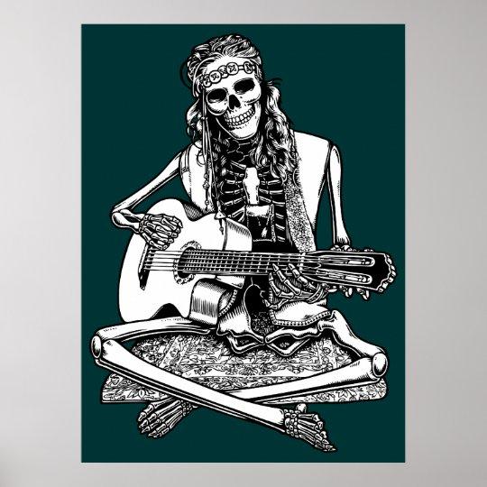 Busker Bones II Poster