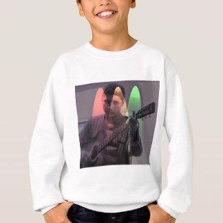 Busking on the street sweatshirt