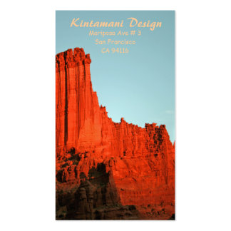 Bussiness card - Fisher Towers-7 Double-Sided Standard Business Cards (Pack Of 100)