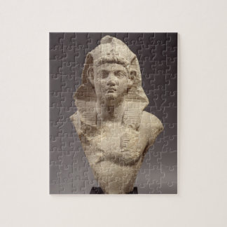 Bust of a Roman Emperor as a pharaoh (marble) Jigsaw Puzzle