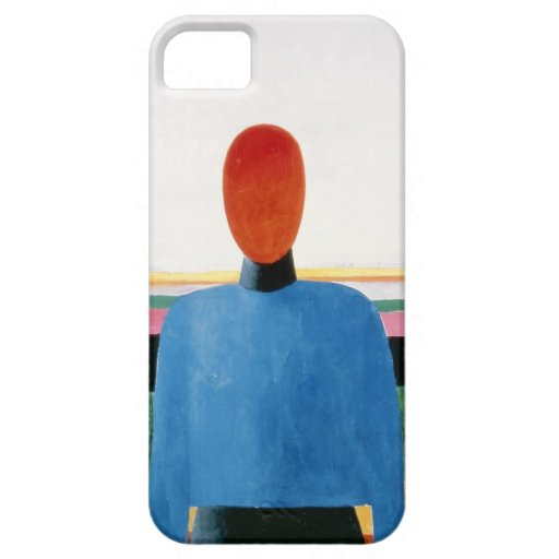 Bust of a Woman iPhone4 Case iPhone 5 Case