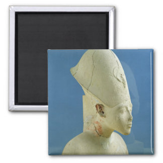 Bust of Amenophis IV  from Tell el-Amarna Square Magnet