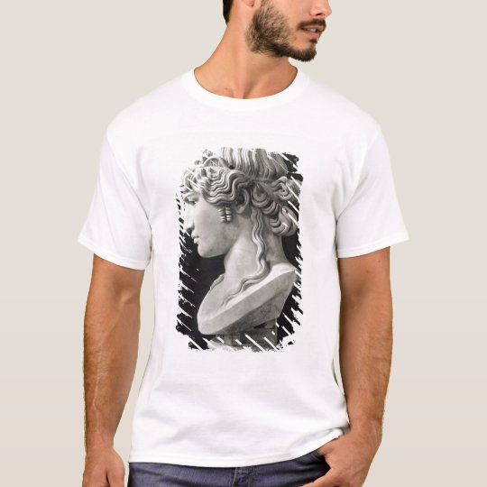 Bust of Antinous  called 'Antinous Mondragone' T-Shirt