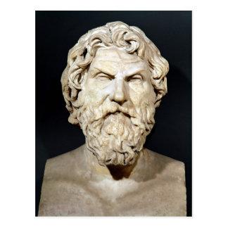Bust of Antisthenes Postcard