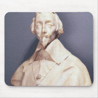 Bust of Cardinal Richelieu  c.1642 Mouse Mat
