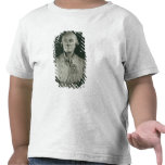 Bust of Charles de Coulomb Tee Shirts