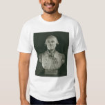 Bust of Charles de Coulomb Tshirt