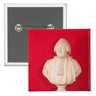 Bust of Chretien Guillaume 15 Cm Square Badge