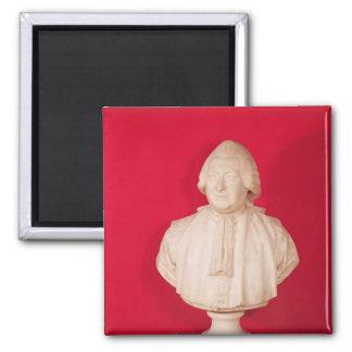 Bust of Chretien Guillaume Magnet