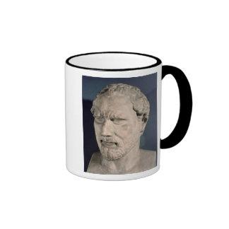 Bust of Demosthenes Coffee Mugs