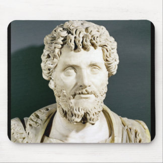 Bust of Emperor Septimus Severus Mouse Mat