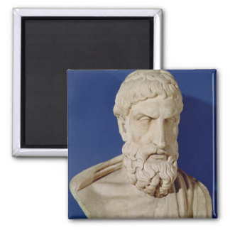 Bust of Epicurus Magnet