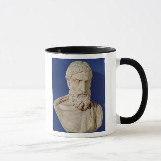 Bust of Epicurus Mug