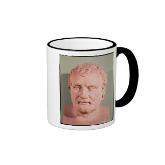 Bust of Eschinus, c.480-476 BC Coffee Mug