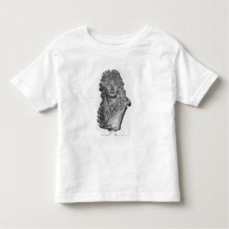 Bust of Gerard Audran Toddler T-Shirt