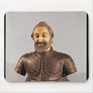 Bust of Henri IV Mouse Pad