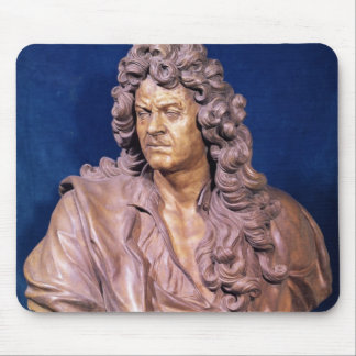 Bust of Jean Baptiste Lully Mouse Mat