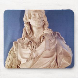 Bust of Jean de Rotrou  1783 Mouse Mat