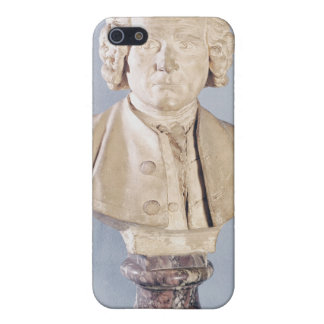 Bust of Jean-Jacques Rousseau iPhone 5/5S Covers