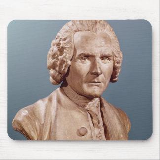 Bust of Jean-Jacques Rousseau Mouse Mat