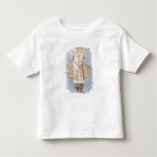 Bust of Jean-Jacques Rousseau Toddler T-Shirt