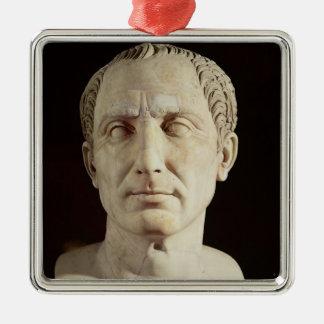 Bust of Julius Caesar 2 Christmas Ornament