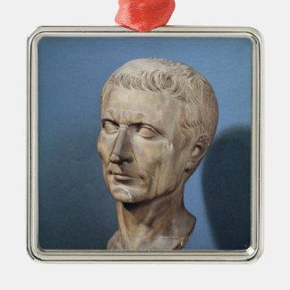 Bust of Julius Caesar Christmas Ornament