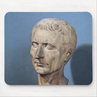 Bust of Julius Caesar Mouse Pad
