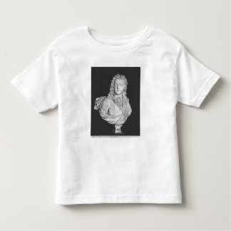 Bust of Louis XV  1719 Toddler T-Shirt