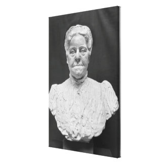 Bust of Madame Marie Laurent Canvas Print