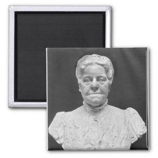 Bust of Madame Marie Laurent Fridge Magnets