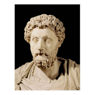 Bust of Marcus Aurelius Post Card