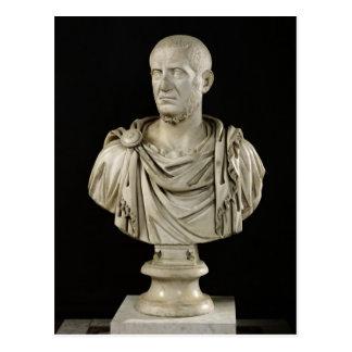 Bust of Marcus Claudius Tacitus Postcard