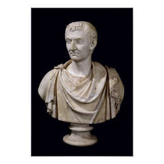Bust of Marcus Cocceius Nerva Print