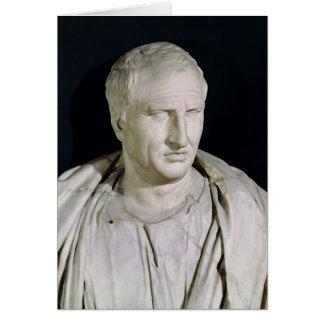 Bust of Marcus Tullius Cicero Card