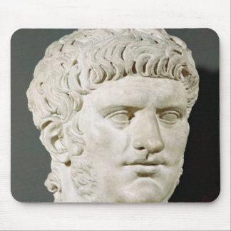 Bust of Nero Mouse Mat