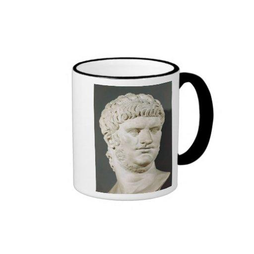 Bust of Nero Coffee Mug