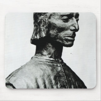 Bust of Niccolo Machiavelli Mouse Mat