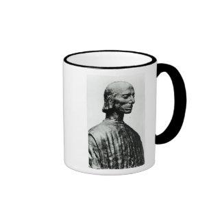 Bust of Niccolo Machiavelli Ringer Coffee Mug