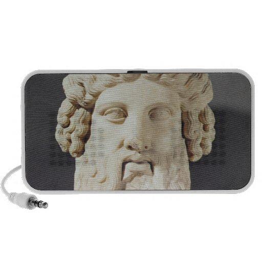 Bust of Plato Speaker