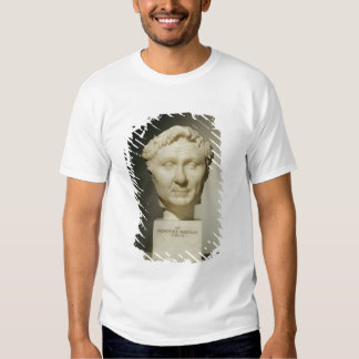 Bust of Pompey (106-48 BC) c.60 BC (marble) Shirt