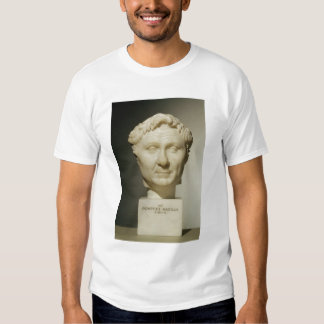 Bust of Pompey (106-48 BC) c.60 BC (marble) Shirts